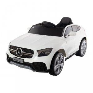 Pojazd merc glc coupe white