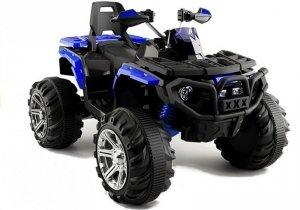 Quad na akumulator BBH3588 Niebieski