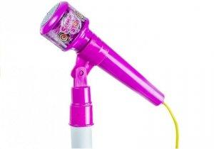 Mikrofon Ze Statywem Podkładką Pod MP3 + Projektor