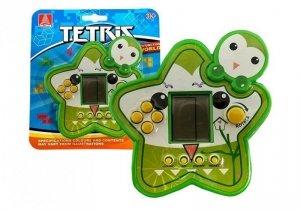 Gra Elektroniczna Tetris Gwiazdka Zielona