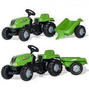 Rolly Toys Traktor na pedały Przyczepa 2-5 lat do 30 kg