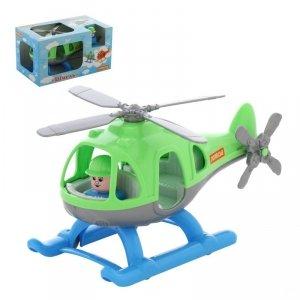 Helikopter Trzmiel z figurką Wader QT