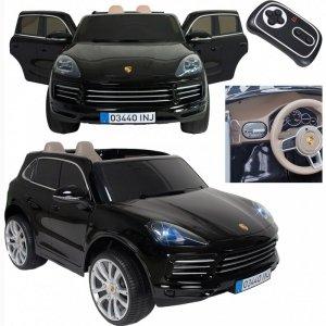 Porsche Cayenne S Samochodzik 12V R/C MP3 Światło Injusa