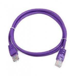 Cablexpert RJ45/RJ45 Cat5e 0.25m 0.25 m, Purple