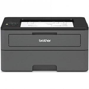 Brother HLL2370DN Mono, Laser, Printer, A4, Grey/ black