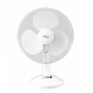 Gallet VEN12 Desk Fan, Number of speeds 3, 35 W, Oscillation, Diameter 30 cm, White