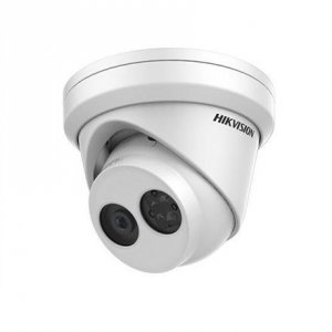 Hikvision IP Camera DS-2CD2345FWD-I F6 Dome, 4 MP, 6mm, Power over Ethernet (PoE), IP67, H.265+/H.264+, Micro SD, Max.128GB