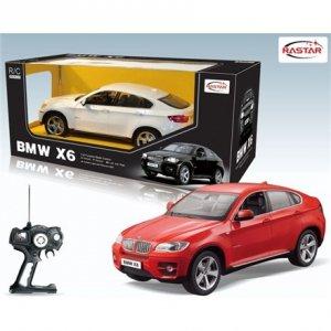 RASTAR Car 1:14 BMW X6, 31400 KO