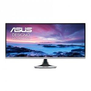 Asus Designo LCD MX34VQ 34 , VA, UQHD, 3440 x 1440 pixels, 21:9, 4 ms, 300 cd/m², Dark gray-Plasma copper, Curved, 100Hz, DP, H