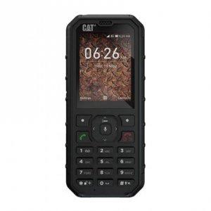 CAT B35 Black, 2.4 , TFT, 240 x 320, 512 MB, 4 MB, microSD, Dual SIM, Nano-SIM, Main camera 2 MP, 2300 mAh