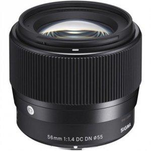 Sigma AF 56MM F/1.4 DC DN (C) F/SE Sony E