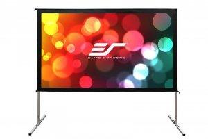 Elite Screens Yard Master 2 Diagonal 180 , 16:9, Viewable screen width (W) 399 cm, Silver