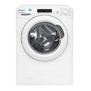 Candy Washing machine CS 1072D3/1 Front loading, Washing capacity 7 kg, 1000 RPM, A+++, Depth 52 cm, Width 60 cm, White, NFC, Di