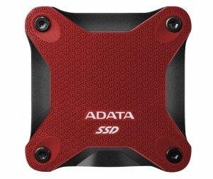 ADATA External SSD SD600Q 480 GB, USB 3.1, Red