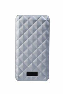 IWalk TRIO Ultra-slim Universal battery pack UBO10000S 10000 mAh, Silver