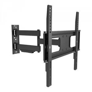 Sunne Wall mount, 23-42-EAX2, 32-55 , Full motion, Maximum weight (capacity) 50 kg, Black