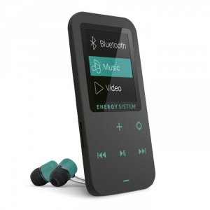 Energy Sistem MP4 Touch, Bluetooth, Mint