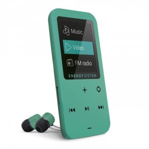 Energy Sistem MP4 Touch, Mint