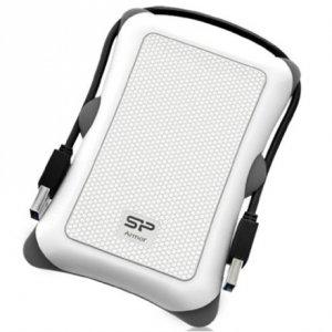 Silicon Power Armor A30 2TB 2.5 , USB 3.1, White