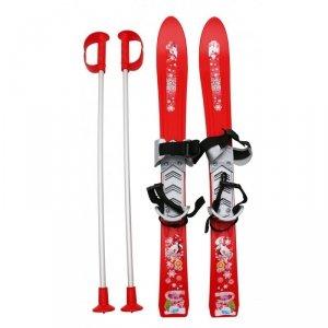 Frendo 605021 Children's Skis, Red