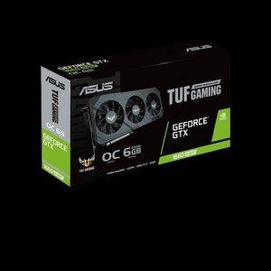 Asus TUF 3-GTX1660S-O6G-GAMING NVIDIA, 6 GB, GeForce GTX 1660 SUPER, GDDR6, PCI Express 3.0, Processor frequency 1830 MHz, Memo