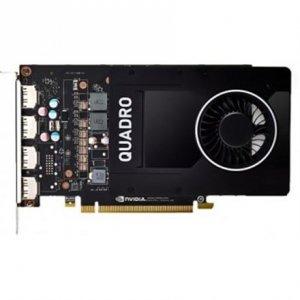 Dell NVIDIA, 5 GB, Quadro P2000, PCI Express 3.0, 4 x DisplayPort