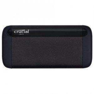 Crucial Portable SSD X8 500 GB, USB 3.1, Black