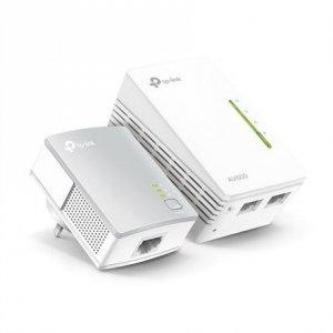 TP-Link TL-WPA4221 KIT Powerline Wi-Fi Kit , 2x10/100Mbps ports, 2.4GHz., 600Mbps
