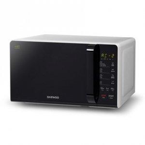 DAEWOO Microwave oven KOR-663K Free standing, 20 L, 700 W, White/Black