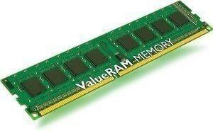 Kingston 4 GB, DDR3, 1600 MHz, PC/server, Registered No, ECC No