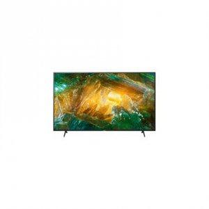 Sony KD-49XH8096 49 (123 cm), Smart TV, Android, 4K UHD, 3840 x 2160 pixels, Wi-Fi, DVB-T/T2/S/S2/C, Black