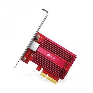 TP-LINK Gigabit PCI Express Network Adapter 10/100/1000 Mbit/s, 1× PCI Express 3.0 x4, 1× RJ45 Gigabit/Megabit Port