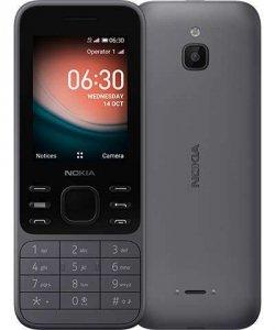 Nokia 6300 4G Charcoal, 2.4 , TFT, 240 x 320 pixels, 512 MB, 4000 MB, Dual SIM, Nano-SIM, 3G, Bluetooth, USB version microUSB,