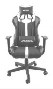 Fury Gaming Chair Avenger XL Black/White