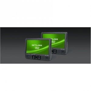 Muse DVD Portable Player M-995CVB USB connectivity