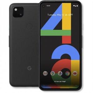 Google Pixel 4a G025N Just Black, 5.81 , OLED, 1080 x 2340 pixels, Qualcomm Snapdragon 730, Internal RAM 6 GB, 128 GB, Single S