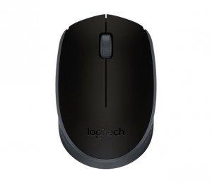 Logitech M171 Black, Yes, Wireless Mouse,