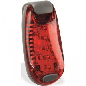 Lampka Ostrzegawcza Czerwona z Klipem 30G DUNLOP
