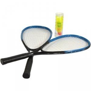 Zestaw do szybkiego badmintona Enero 100