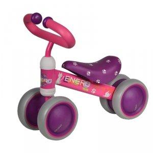Rowerek biegowy jeździk Enero Love Kitty