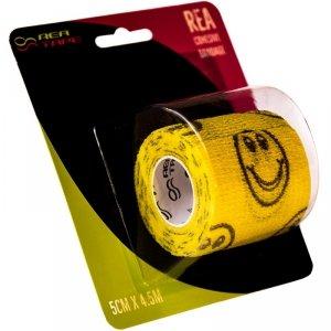 Rea Tape Bandaż Elastyczny 5x4,5 uśmiech