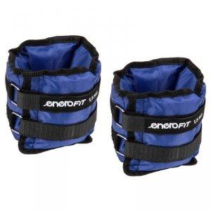 Obciążenie na przeguby niebieskie 3kg (2X1,5kg) Eb Fit