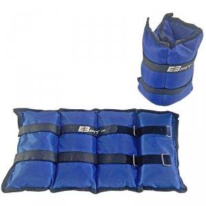 Obciążenie na przeguby niebieskie 14kg (2X7kg) Eb Fit