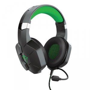 Trust GXT 323X Carus - Słuchawki dla graczy (czarny)