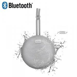 PURO External Handy 2 Speaker – Wodoodporny głośnik zewnętrzny Bluetooth IPX7 (szary)