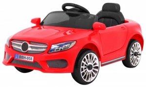 Pojazd BEST Czerwony