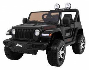 Pojazd Jeep Wrangler Rubicon Czarny