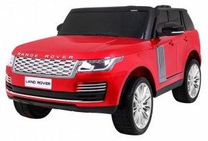 Pojazd Range Rover HSE Lakier Czerwony