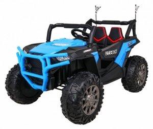 Pojazd Buggy Racer 4x4 Niebieski