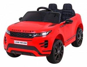 Pojazd Range Rover Evoque Czerwony